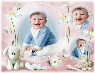 Baby – Şəkil Çərçivələri ekran görüntüsü