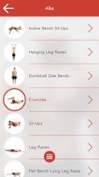 Fitnes ve Vücut Geliştirme ekran görüntüsü