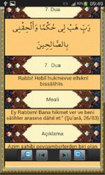 Kuran'daki Peygamber Duaları ekran görüntüsü