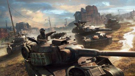 Tanklar Dünyası – World of Tanks ekran görüntüsü