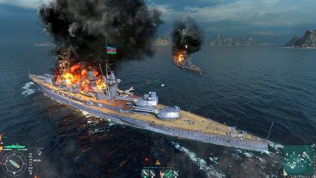 Gemi Savaşları – World of Warships ekran görüntüsü