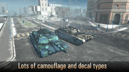 Armada: Modern Tanks ekran görüntüsü