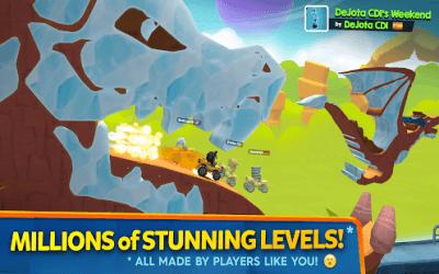 Big Bang Racing ekran görüntüsü