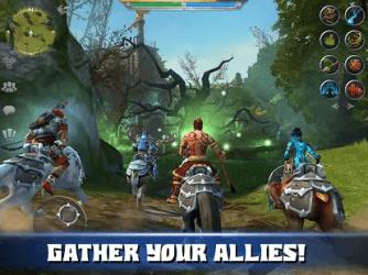 Celtic Heroes ekran görüntüsü
