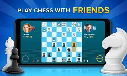 Chess Stars ekran görüntüsü