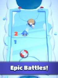 Frost Hockey 3D ekran görüntüsü
