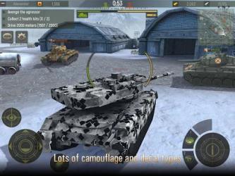 Grand Tanks ekran görüntüsü