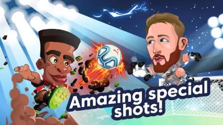 Head Football LaLiga 2021 ekran görüntüsü