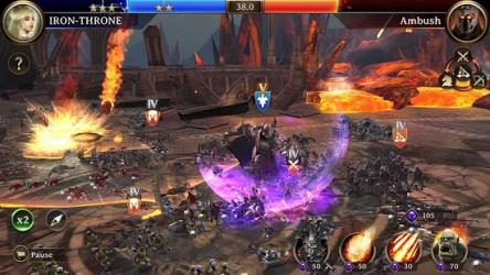 Iron Throne ekran görüntüsü