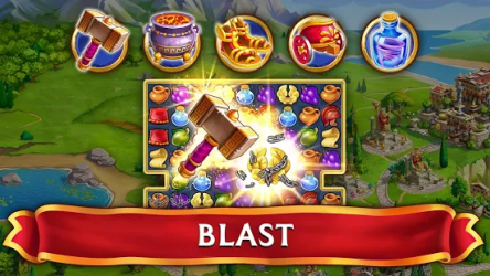 Jewels of Rome ekran görüntüsü