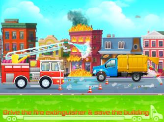 Car Wash & Road Adventure ekran görüntüsü