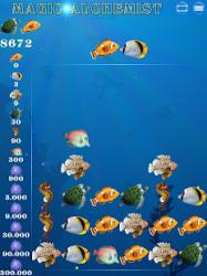 Magic Alchemist Under the Sea ekran görüntüsü