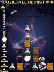 Magic Alchemist ekran görüntüsü