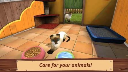 Pet World ekran görüntüsü