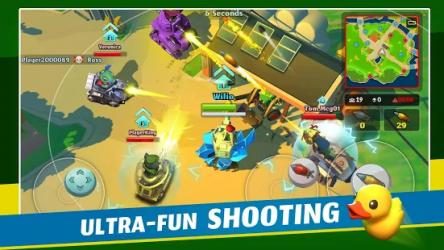 PvPets: Tank Battle Royale ekran görüntüsü
