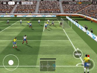 Real Football ekran görüntüsü