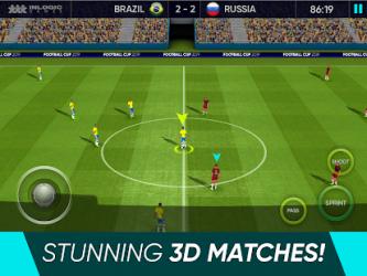 Soccer Cup 2020 ekran görüntüsü