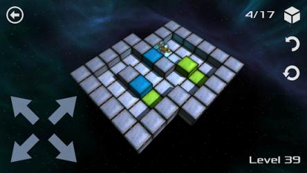 Space Puzzle ekran görüntüsü