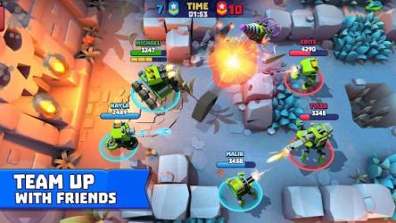 Tanks A Lot! ekran görüntüsü