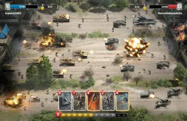 Trench Assault ekran görüntüsü