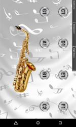 Virtual Saxophone ekran görüntüsü