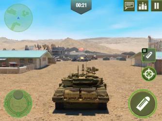 War Machines: Tank Battle ekran görüntüsü