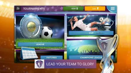 Women's Soccer Manager ekran görüntüsü