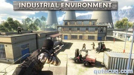 Alpha Tango Six Sniper Battlefield ekran görüntüsü
