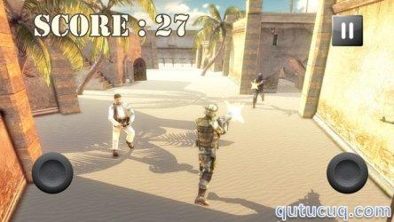 Army Gun Battle – Desert War ekran görüntüsü