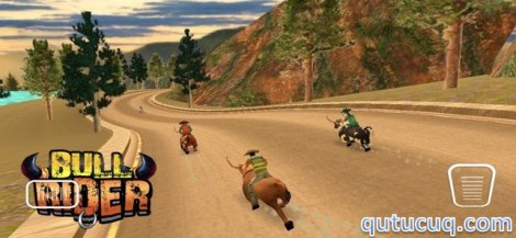 Bull Rider: Bull Riding Race ekran görüntüsü