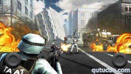 City Under Siege SWAT ekran görüntüsü