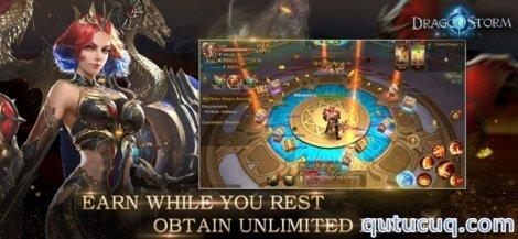 Dragon Storm Fantasy ekran görüntüsü