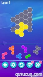 Hexa Block! ekran görüntüsü