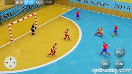 Indoor Soccer 21: Futsal Cup ekran görüntüsü
