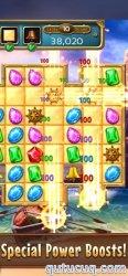 Jewel Quest 7 Seas ekran görüntüsü