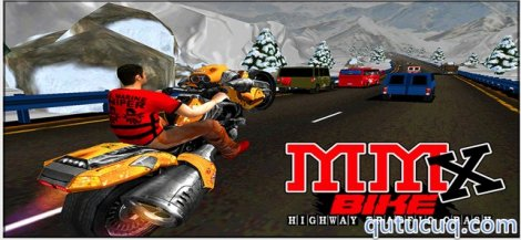 MMX Highway Bike Traffic Crash ekran görüntüsü