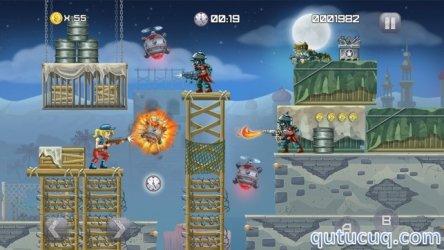 Metal Soldiers ekran görüntüsü