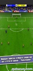 New Star Soccer ekran görüntüsü