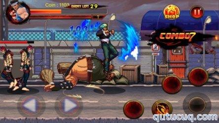 Street of Kombat ekran görüntüsü