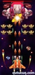 Strike Galaxy Attack Fighters ekran görüntüsü