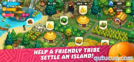 The Tribez: Build a Village ekran görüntüsü