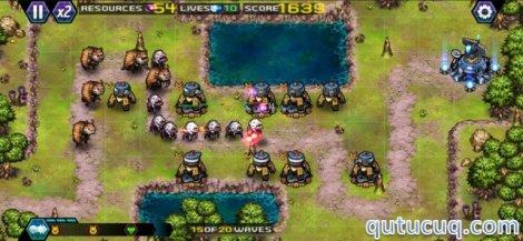 Tower Defense: Infinite War ekran görüntüsü